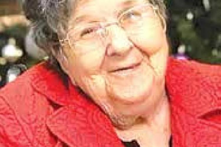 Service held for Martha Weakley