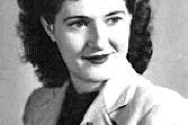 Service held for Betty Jo Burney