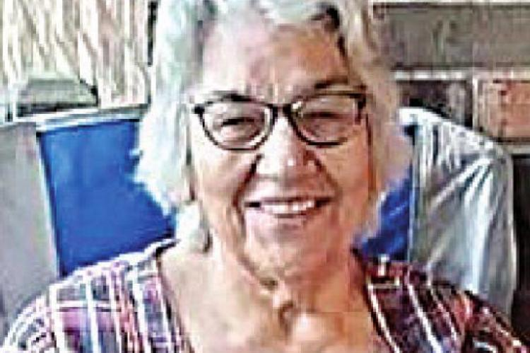 Our Sympathies extended to the families of... Melba Lois Gayler