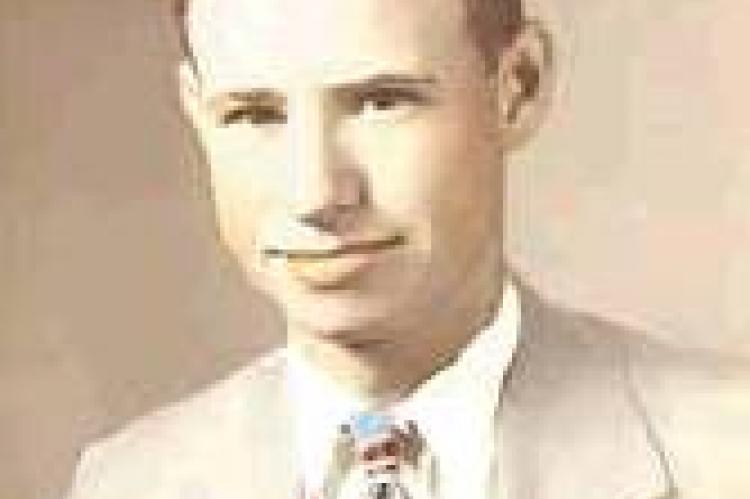 Service held for J.R. Lancaster