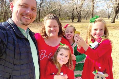Sandmann family wins Oklahoma's 'Gold Ticket' treasure hunt