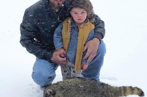 Coal County snow adventures!