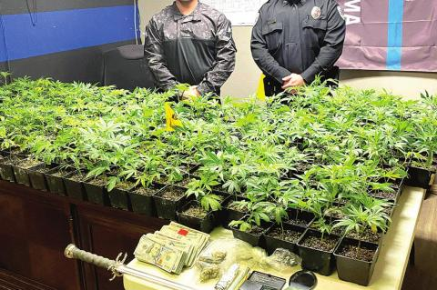 Traffic stop in Tupelo leads to major drug bust