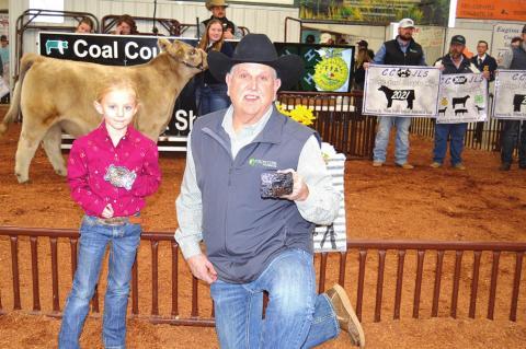 Coal County Junior Livestock Show Premium Sale