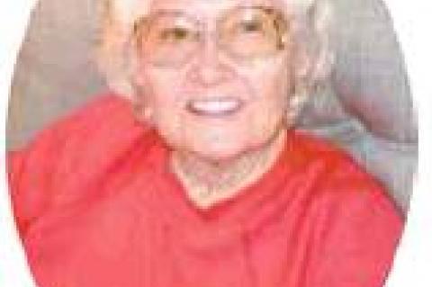 Service held for Elvira Marie Riley
