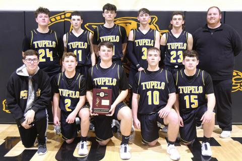 Tupelo Tigers and Lady Tigers to compete in regional tournament