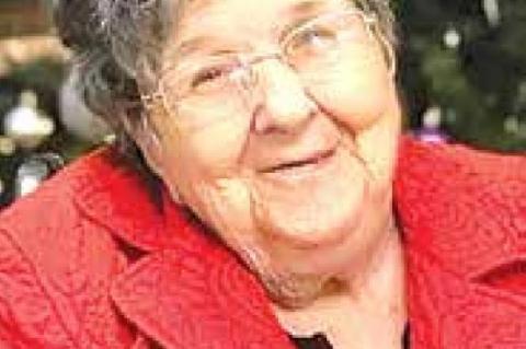 Service held for Martha Weakley