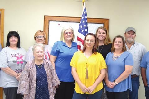 Commissioners proclaim OHCE Week in Coal County