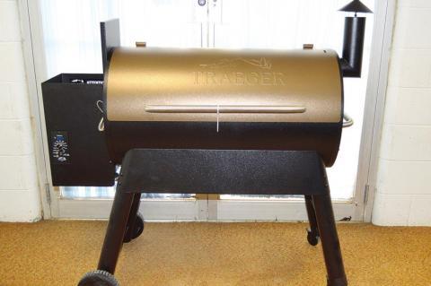 MASONIC LODGE BBQ GRILL RAFFLE