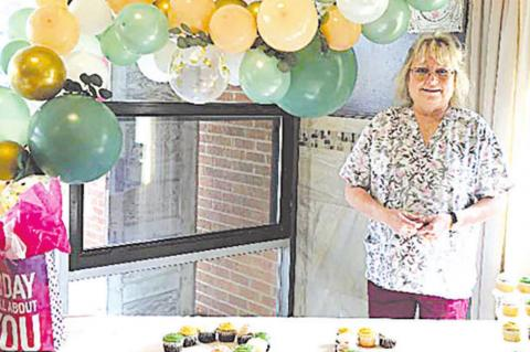 Brazilia Roebuck celebrates 35 years