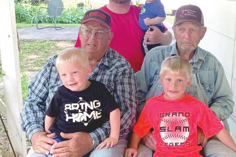 Father's Day Celebrated in Coal County