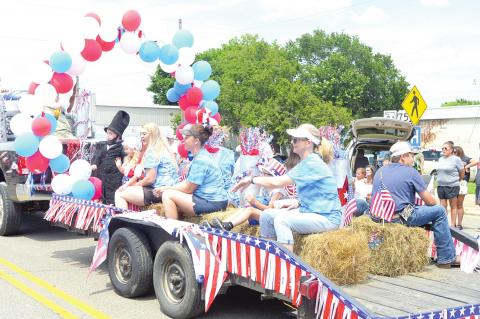 Parade winners announced