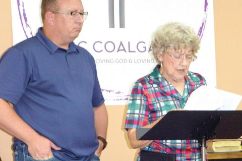 Coalgate First Baptist Church