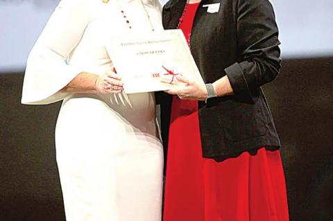 Coalgate FCCLA named