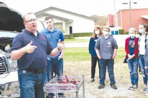 Coalgate GEAR UP Students Participate in Virtual College Day