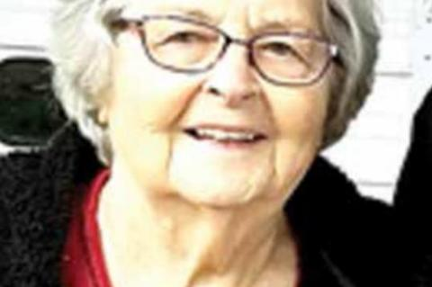 Service held for Peggy Fanning
