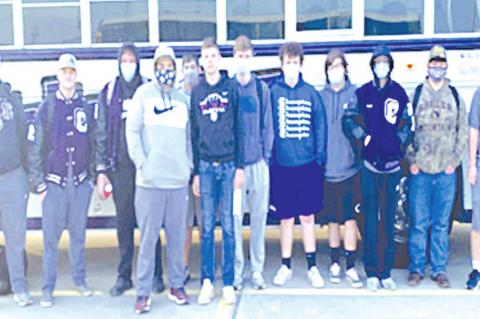 CHS Academic Team Qualifies for State