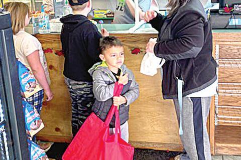 Christmas at Tupelo Kountry Store