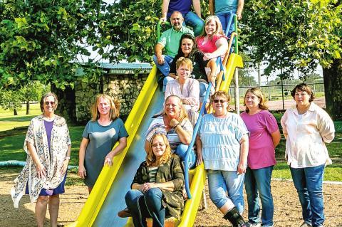 Coalgate HS Class of '86 celebrates 35th reunion