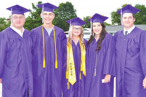 CHS 2020 ~ A graduation to remember
