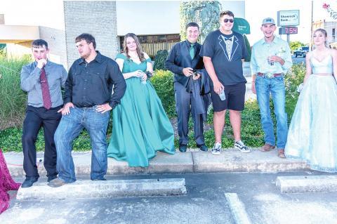 Coalgate HS 2020 Prom: July 18 a History-Making Night