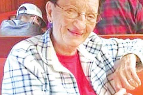Patricia Ann Hampton