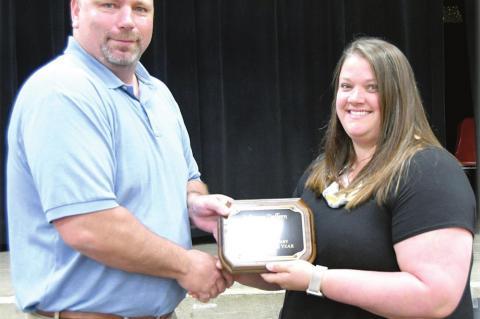 2021 Tupelo School awards presented