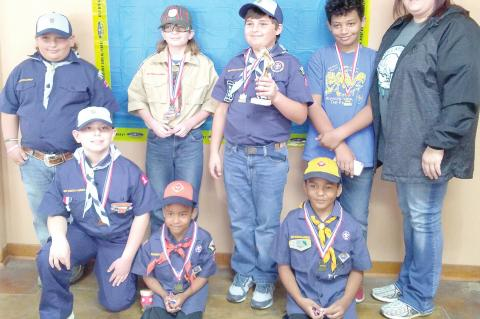 Cub Scout Pinewood Derby winners announced