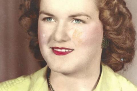 Opal Mae Trent