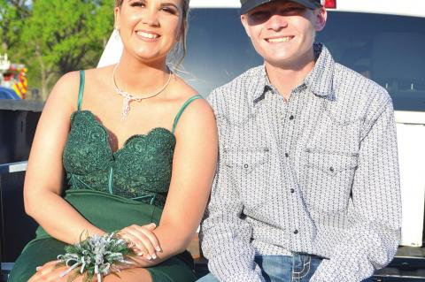 A PROM NIGHT TO REMEMBER!