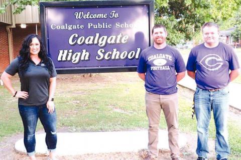 Coalgate Public School Adds New Faculty Members