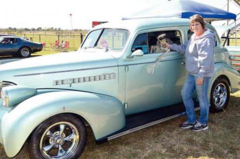 Coalgate Auto Show hailed as huge success