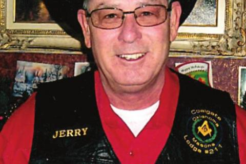 Service Saturday for Jerry Dean Haworth