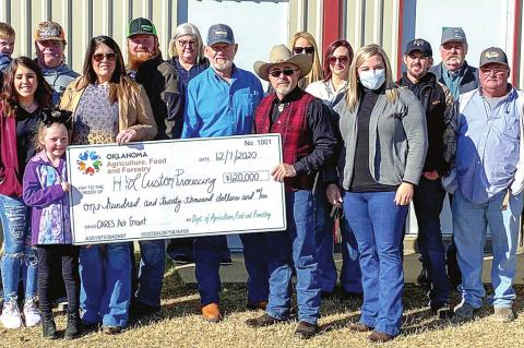 H&L Custom Processing awarded CARES grant for beef e