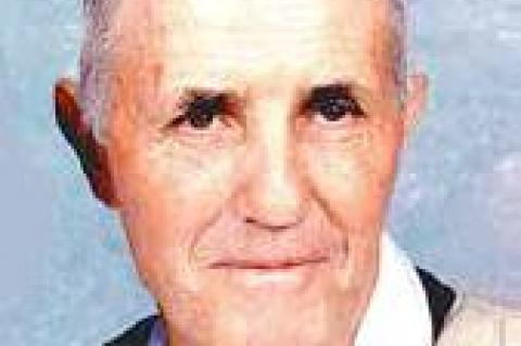 Service held for Bob Walkup