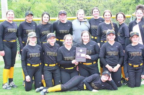 Lady Tigers headed to Roff for regional tournament