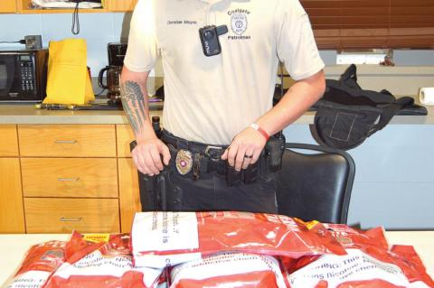 Atoka men arrested with illegal drugs and weapons