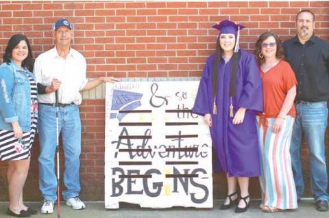 Coalgate HS honors Class of 2020 at virtual graduation