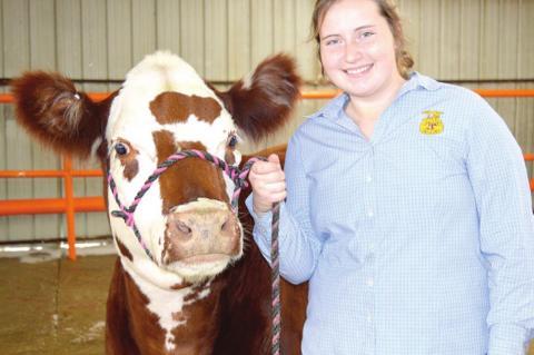 FFA, 4-H members participate in SE Regional Livestock Show