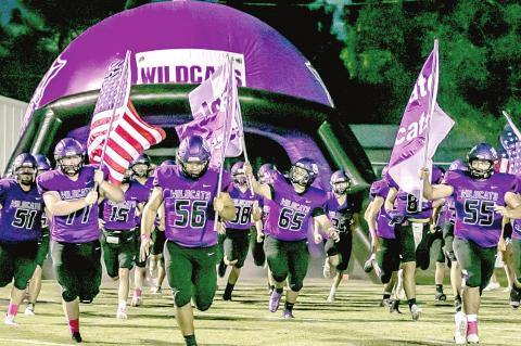 Wildcats lose to Marlow