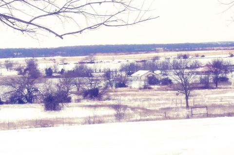 "Winter in ""Cold County!"""