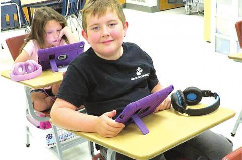 Technology Day at Emerson Elementary