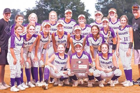 Coalgate Lady Cats win Regionals; Headed to State!