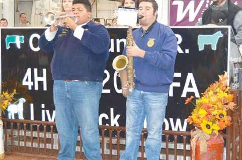 County Junior Livestock Premium Sale Winners