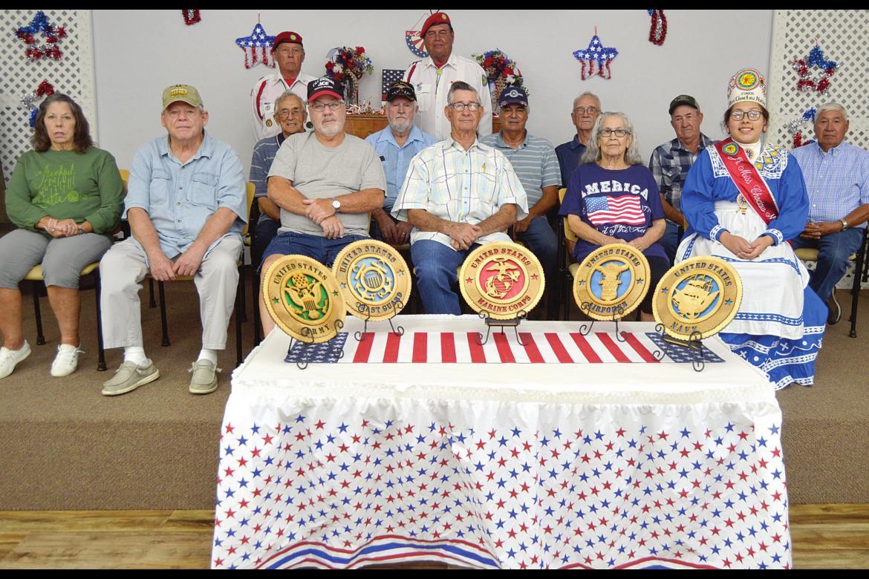 Choctaw Nation District 12 hosts veterans appreciation luncheon