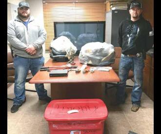 Suspect arrested for burglarizing three storage units